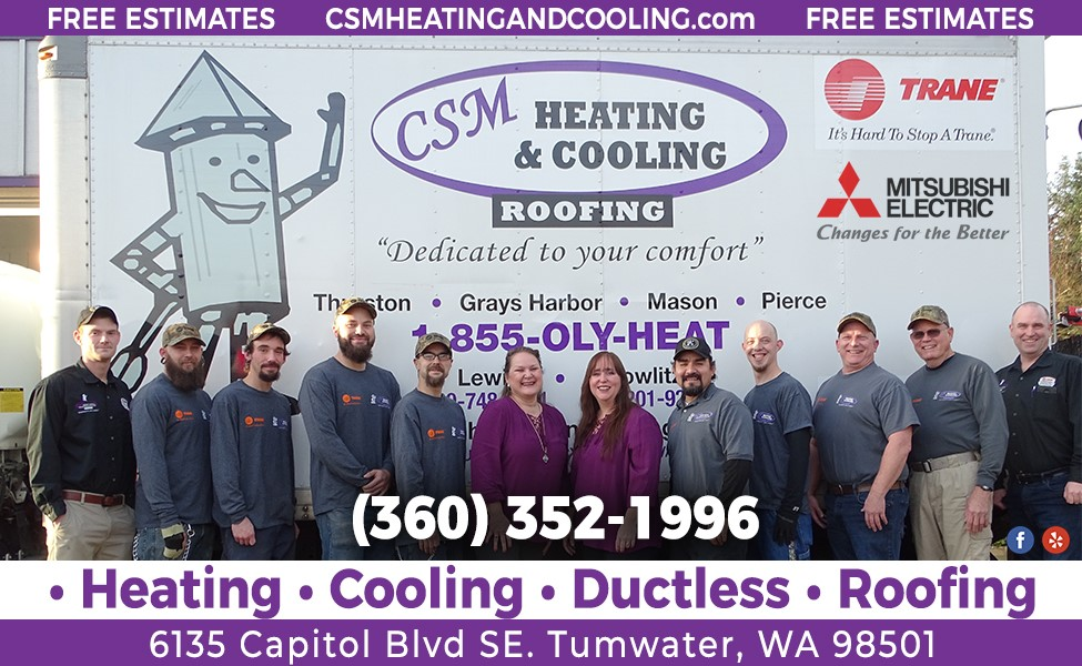 Company Profile Of Csm Heating Cooling Amp Roofing In
