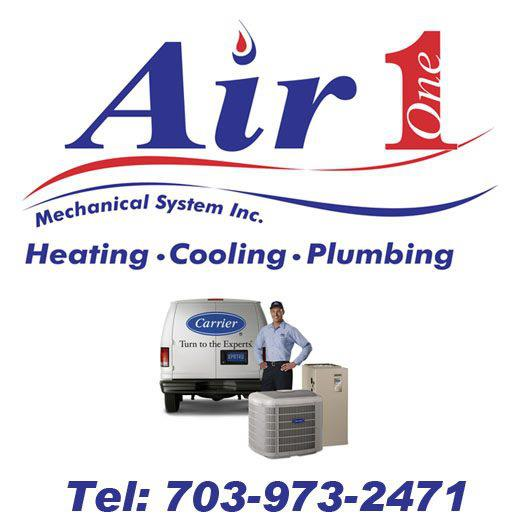 Company Profile Of Air 1 Mechanical System Inc In Sterling Va