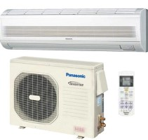 CSS22NKU CUS22NKU Panasonic 24200 Cool only Wall Mounted Ductless Single Zone System