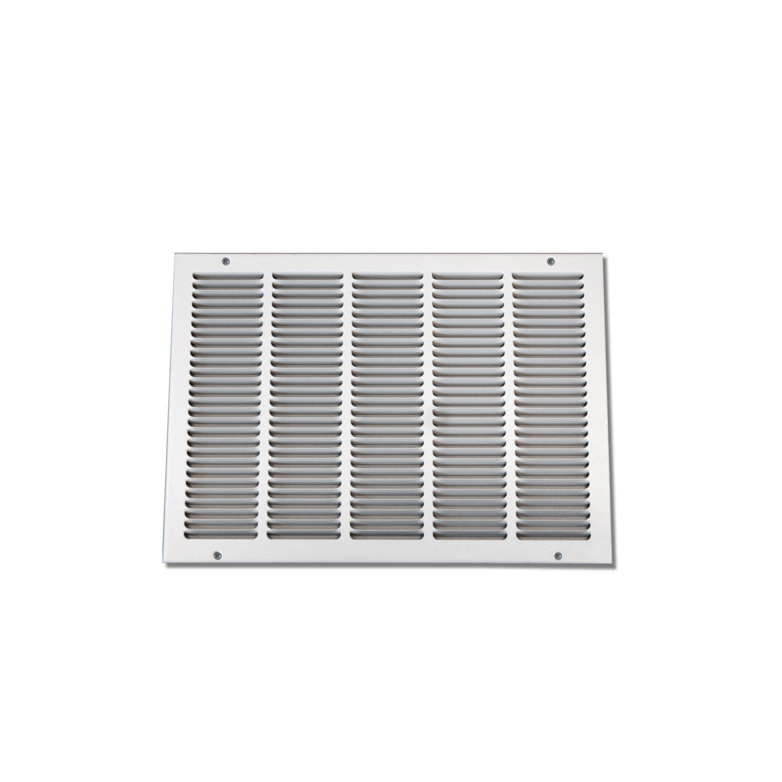 "Shoemaker 1050-14X6 - Stamped Face Return Air Grille 14"" X 6"""