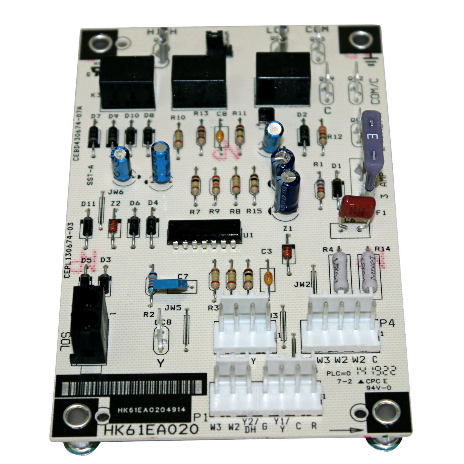 ICP 1178001 - Circuit Board, Package Unit