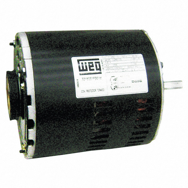1, 1/3 HP Evaporative Cooler MotorCapacitor-Start 1725/1140 Nameplate RPM 230 Voltage 56Z Frame