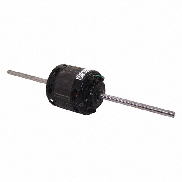 CENTURY 1/15 HP Direct Drive Motor, Permanent Split Capacitor, 1050 Nameplate RPM, 208-230 Voltage