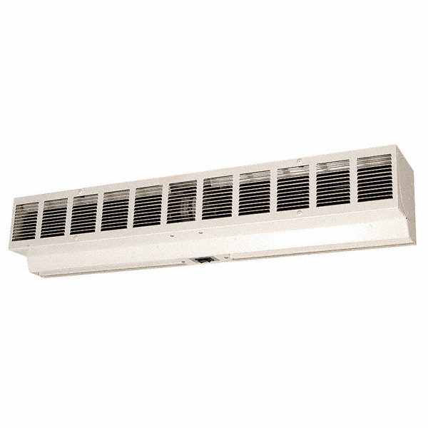 DAYTON Drive Through Window DAYTON Air Curtain, 2 ft. Max. Door Width, 5 ft. Max. Mount Ht., 66 dBA @ 10 Feet, 135