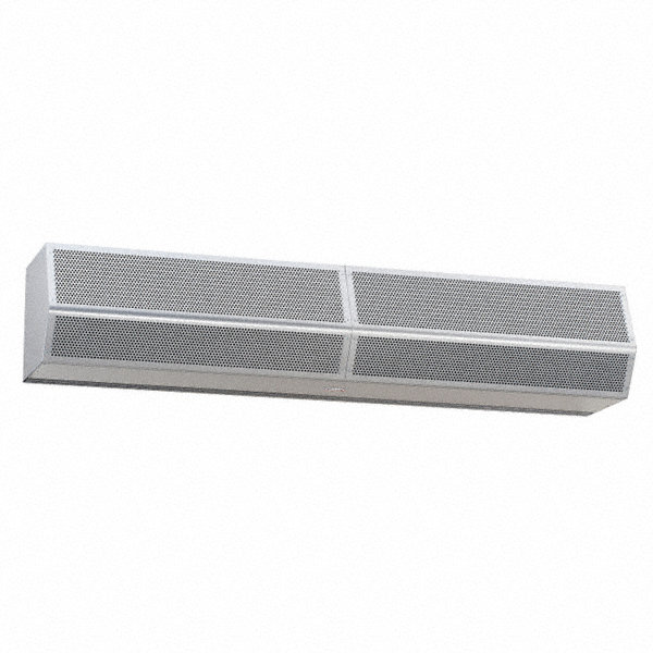 MARS AIR DOORS Air Curtain, 10 ft. Max. Door Width, 16 ft. Max. Mount Ht., 81 dBA @ 10 Feet, 5760 fpm