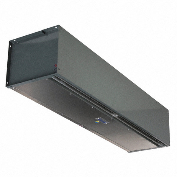 BERNER High Velocity BERNER Air Curtain, 11 ft. Max. Door Width, 10 ft. Max. Mount Ht., 66 dBA @ 10 Feet, 4000 fpm
