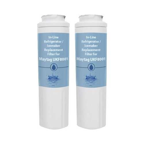 Replacement Filter for Maytag UKF8001 Replacement Filter (2-Pack)