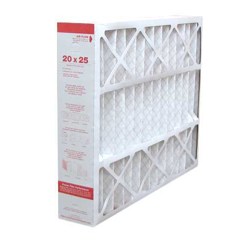 Replacement Pleated Air Filter for For Honeywell FC200E1037 20x25x5 MERV 11