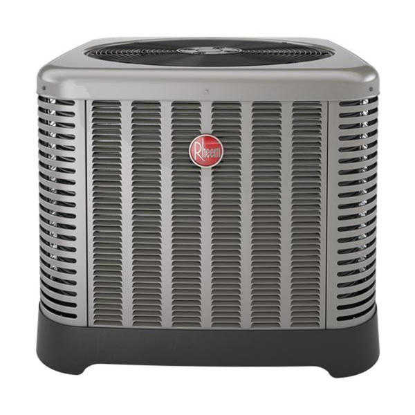 Rheem or Ruud RA1436AJ1NA 3 Ton 14 SEER Air Conditioning System - Gray