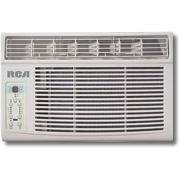 RCA RACE1202E 12,000 BTU 115V Window Air Conditioner with Remote Control