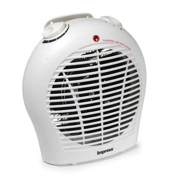impress 97086199M Electric Fan Heater