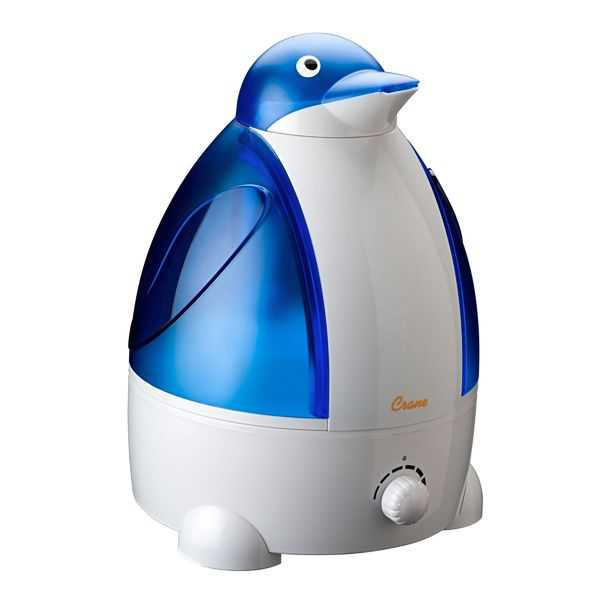 Crane EE-0865 Cool Mist Humidifier Penguin