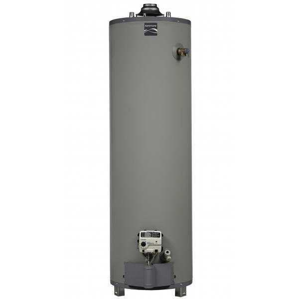 Kenmore 55940 40 gal. 9-Year Tall Natural Gas Ultra Low NOx Water Heater (Select California Markets)
