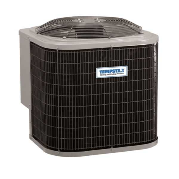 Tempstar N4H460GKG - Performance Series 5 Ton, 14 SEER, R410a Heat Pump, With Coil Guard Grille, 208/230-1-60