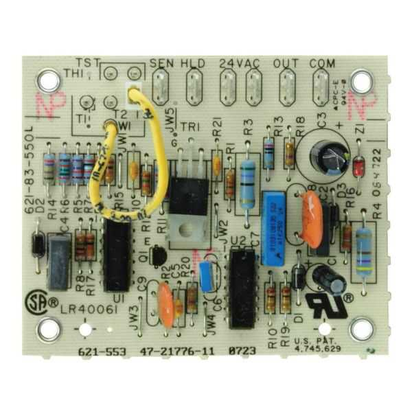 PROTECH 47-21776-11 - Defrost Control Board
