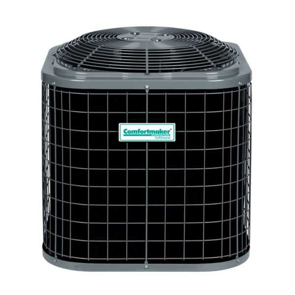Comfortmaker NXA424GKC - Performance Series 2 Ton, 14 SEER, R410a Air Conditioner With Coil Guard Grille, 208/230-1-60