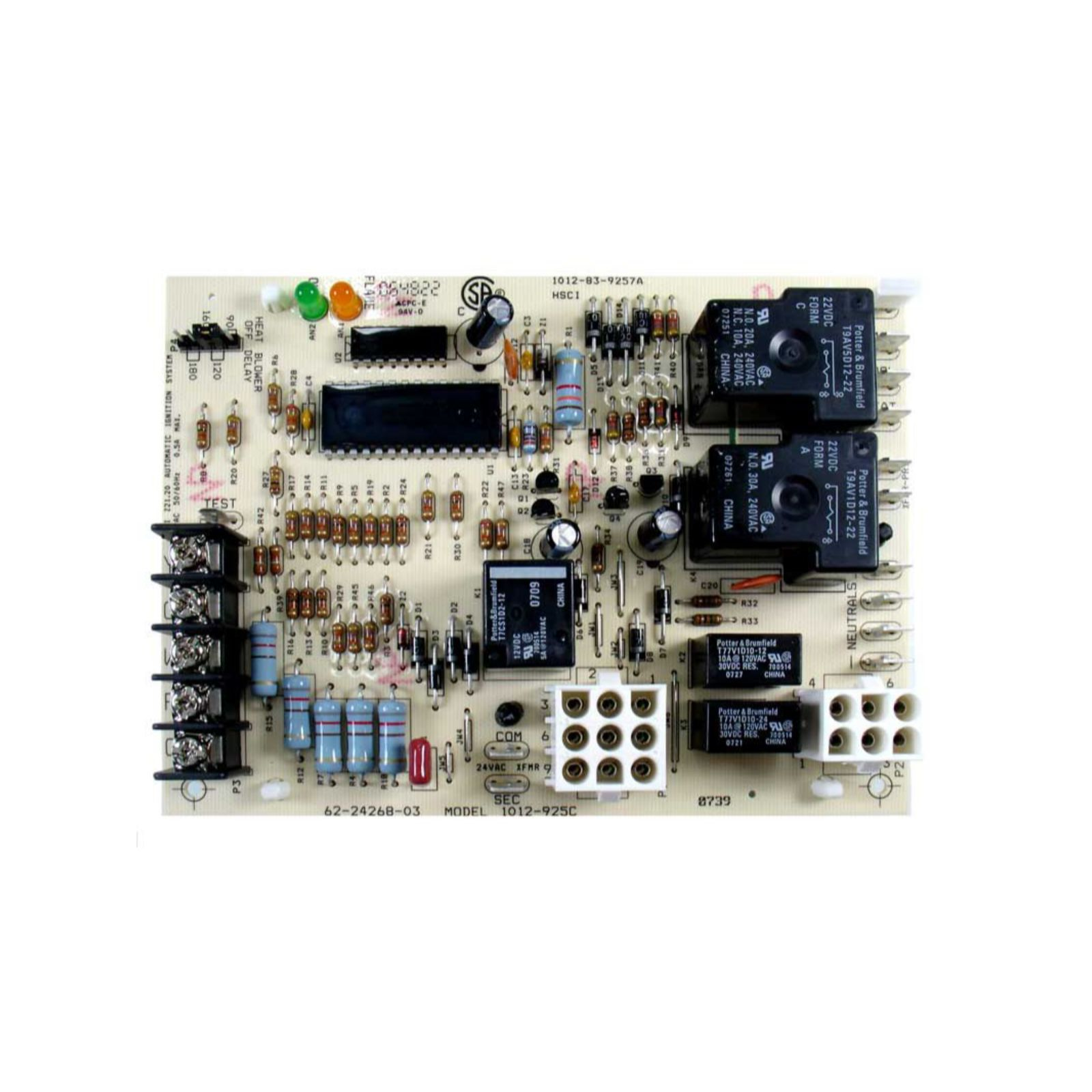UTEC 62-24268-03 - Integrated Furnace Control Board (IFC)