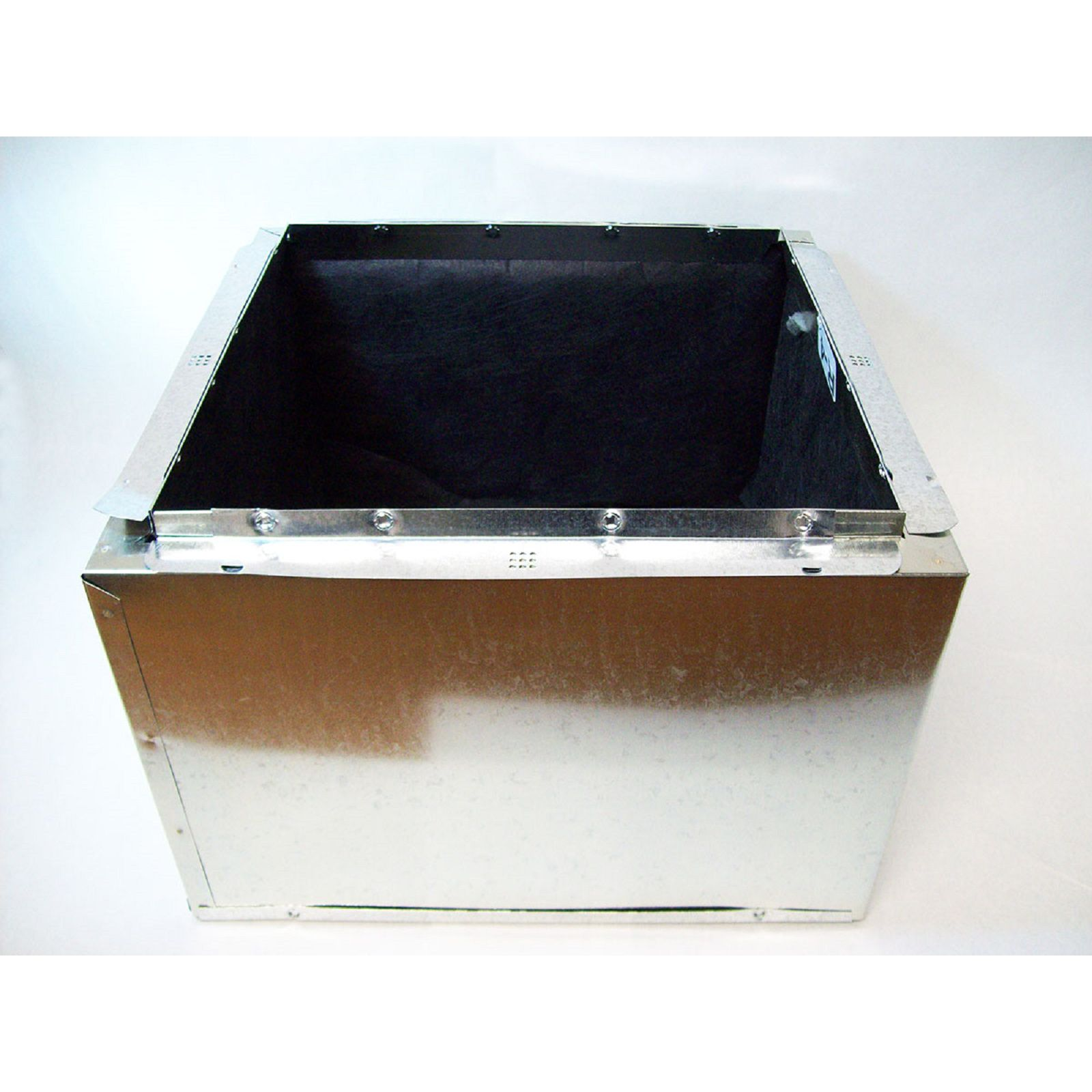 "M&M 6491212 - #649, Insulated R-4, Register Box 9"" Tall - No Collar, 12"" X 12"""