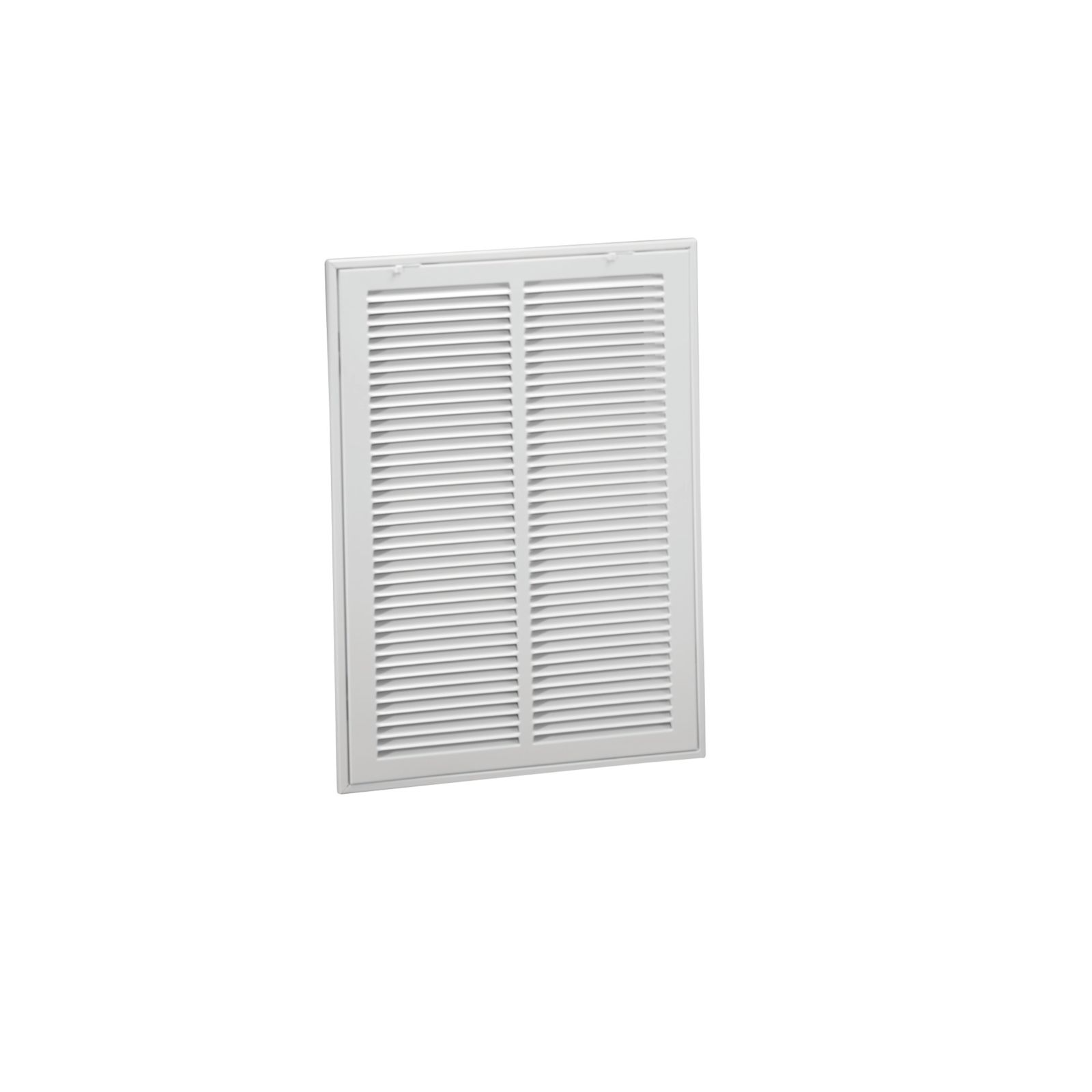 "Hart & Cooley 703965 - #673M Steel Return Air Filter Grille, White Finish, 12"" X 12"""