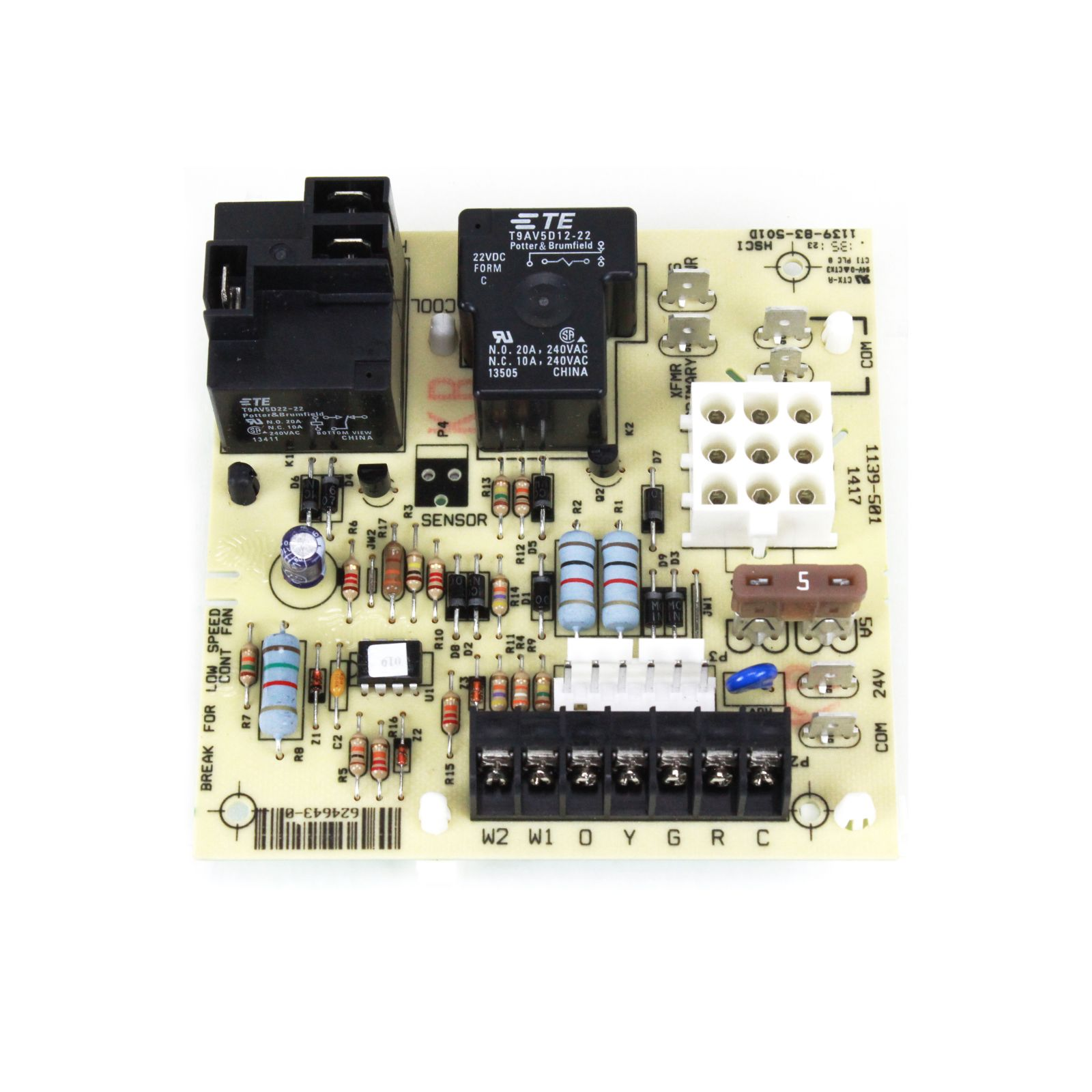 Nortek 903915A - Replacement Control Board - B3B Air Handler