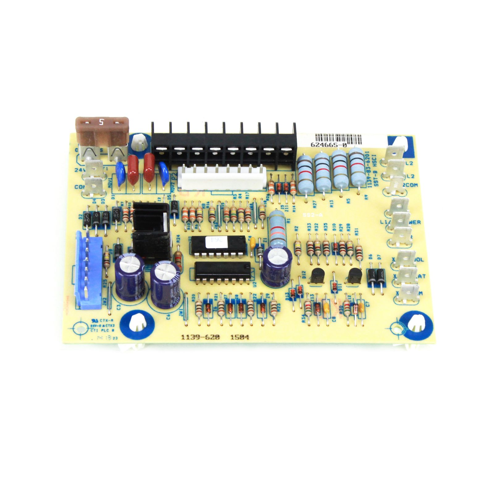 Nortek 904532 - Control Board, 3 - 4 Ton Air Handler, B5