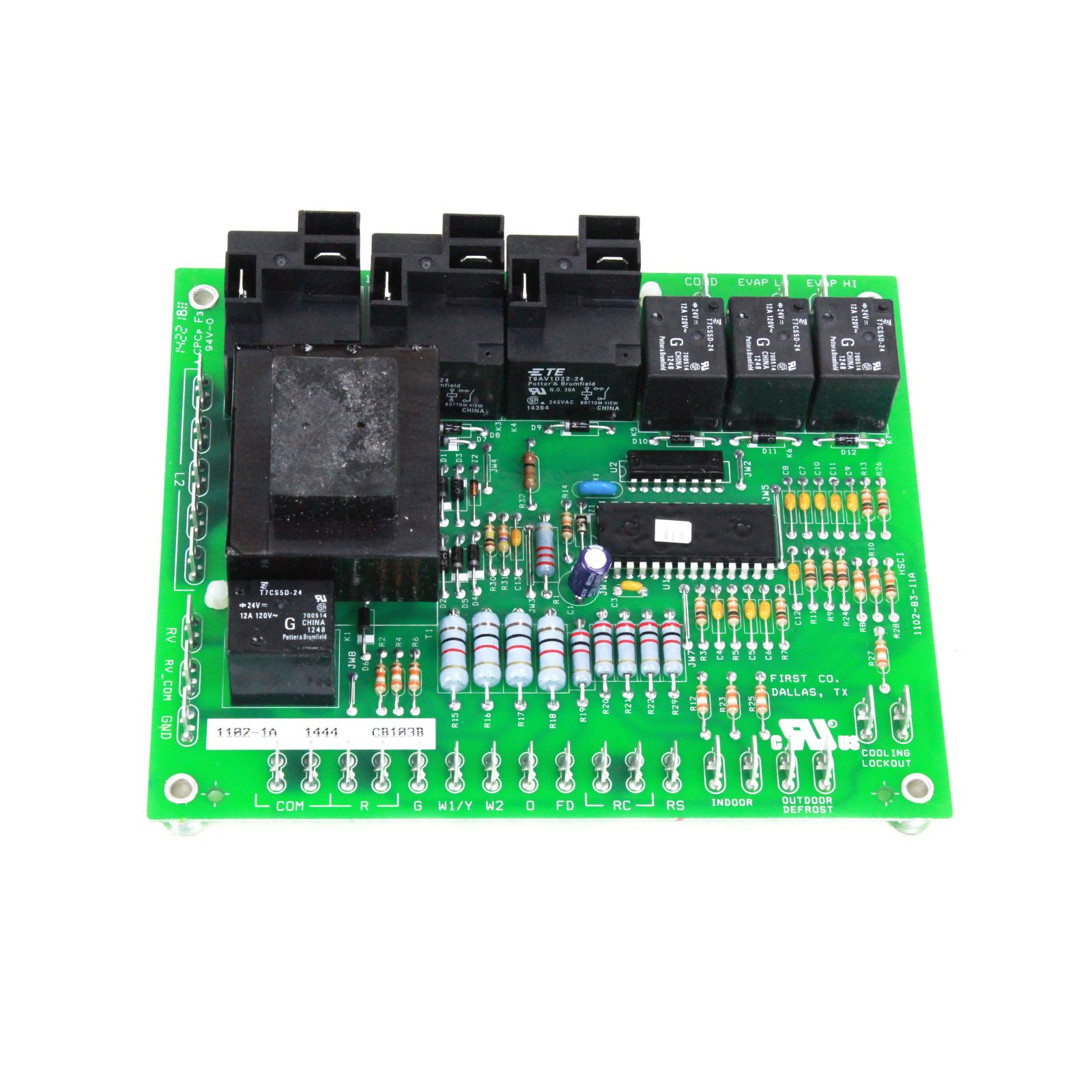 First Co 919-17 -  Circuit Board